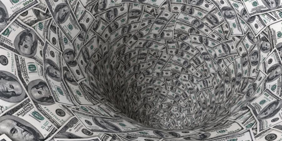 Фурункул на полтриллиона долларов