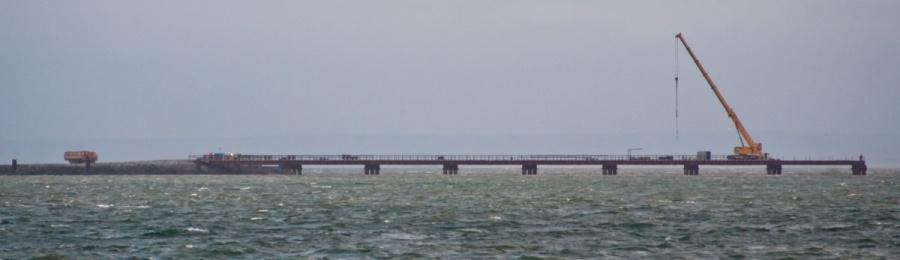 Мост в Крым и педагогические ачивки