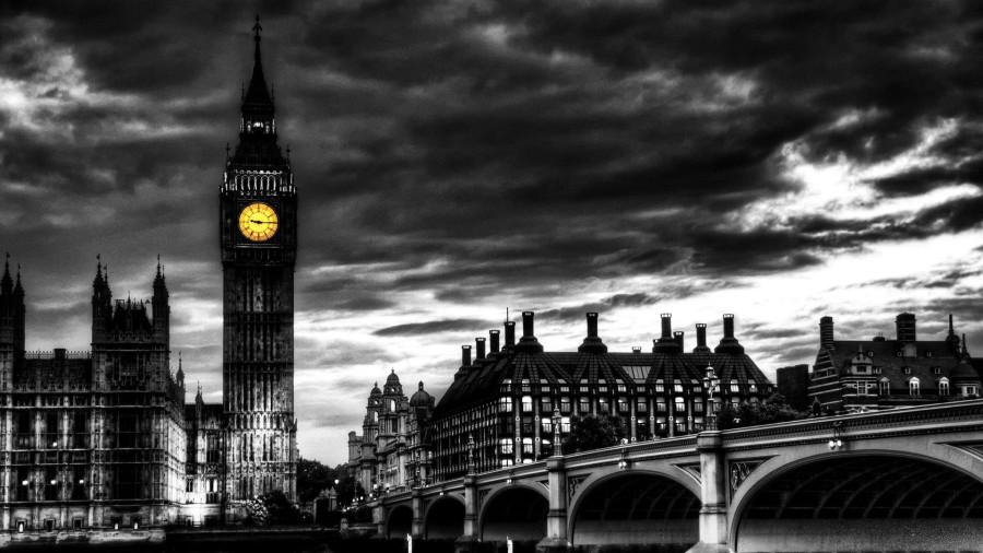Зловещий Лондон