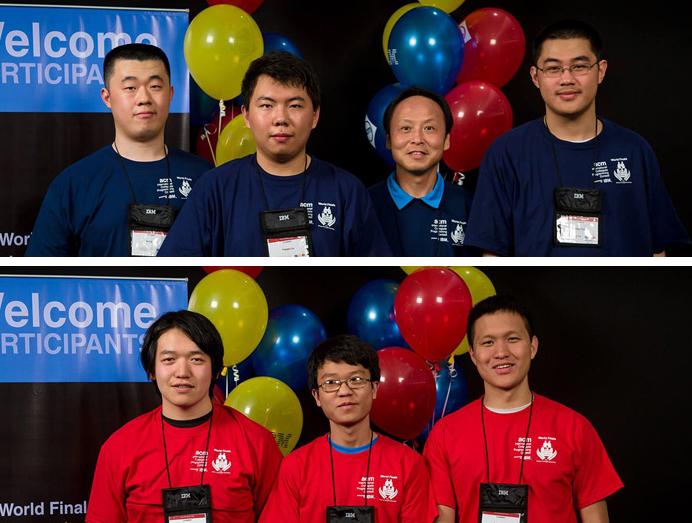 <p>&nbsp;2016 metų Pasaulio programavimo čempionato mįslė:</p>  <p>Atspėkite, kuri programuot...