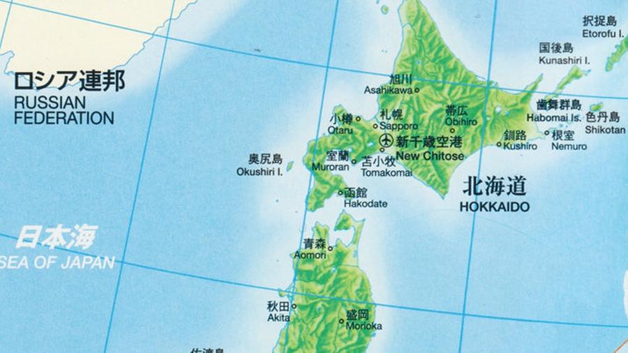 Япония берёт пример сПрибалтики