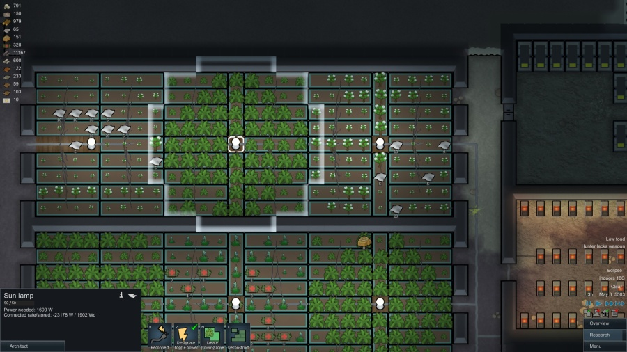 how to grow smokeleaf rimworld