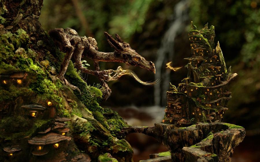 Дракон_и_муравьи