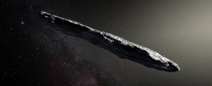 Вольфрамовая Муму: обсерватории обнаружили первого межзвёздного гостя