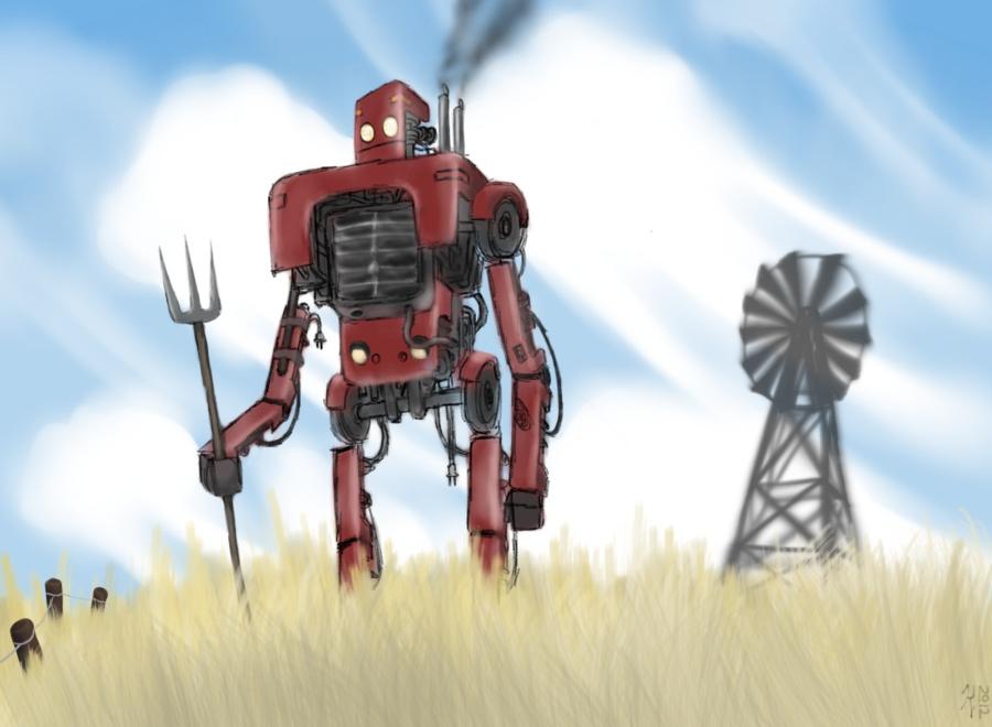 Сельскохозяйственные роботы, новая лаборатория в Сколково и близость властей к