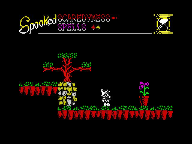 Преподавание игр для ZX Spectrum