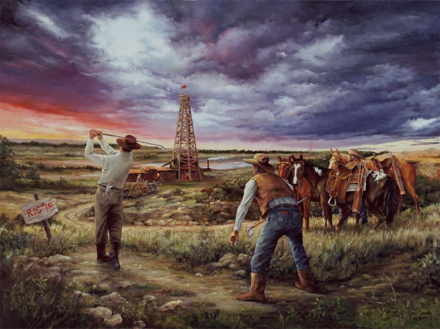 Рост цен на нефть, накопления простой семьи и очередная олимпийская победа