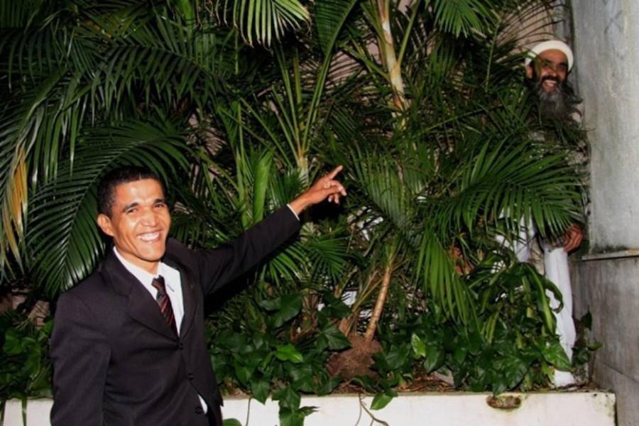 Обама-и-Бин-Ладен