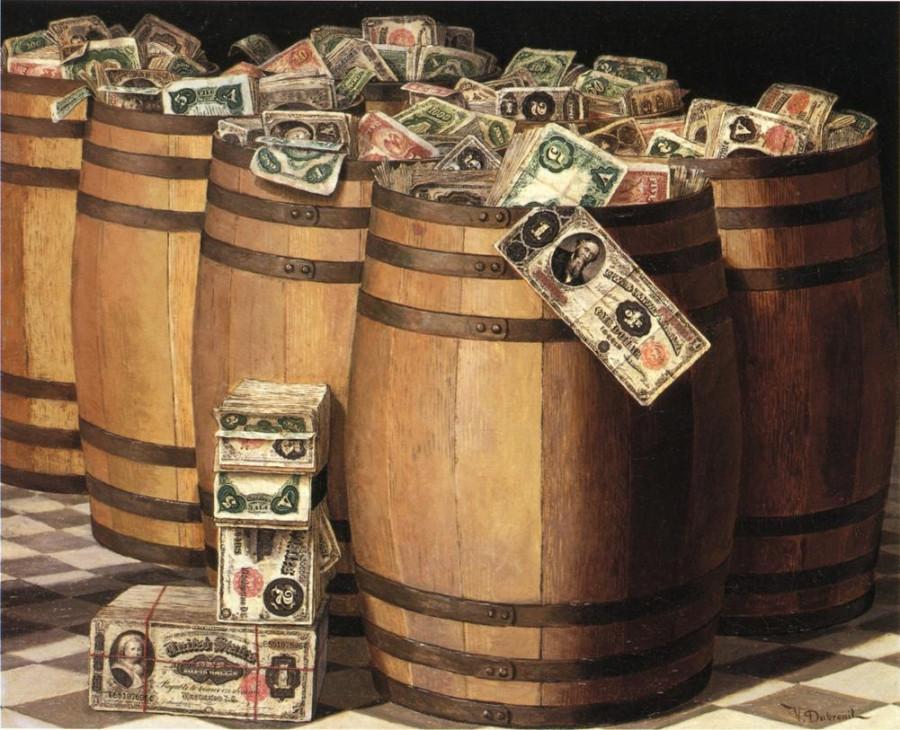 Где найти деньги набизнес