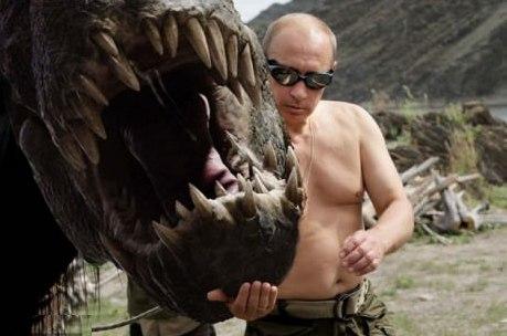 Путин-с-Чужим