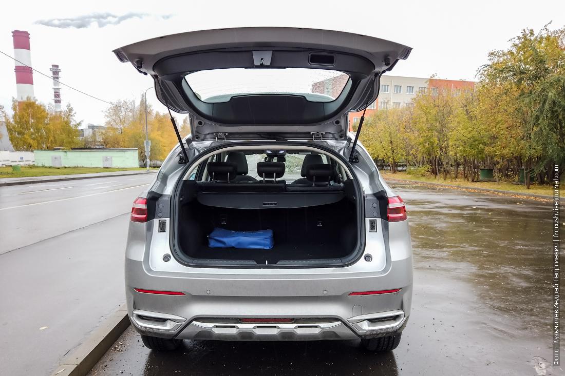 багажник haval f7