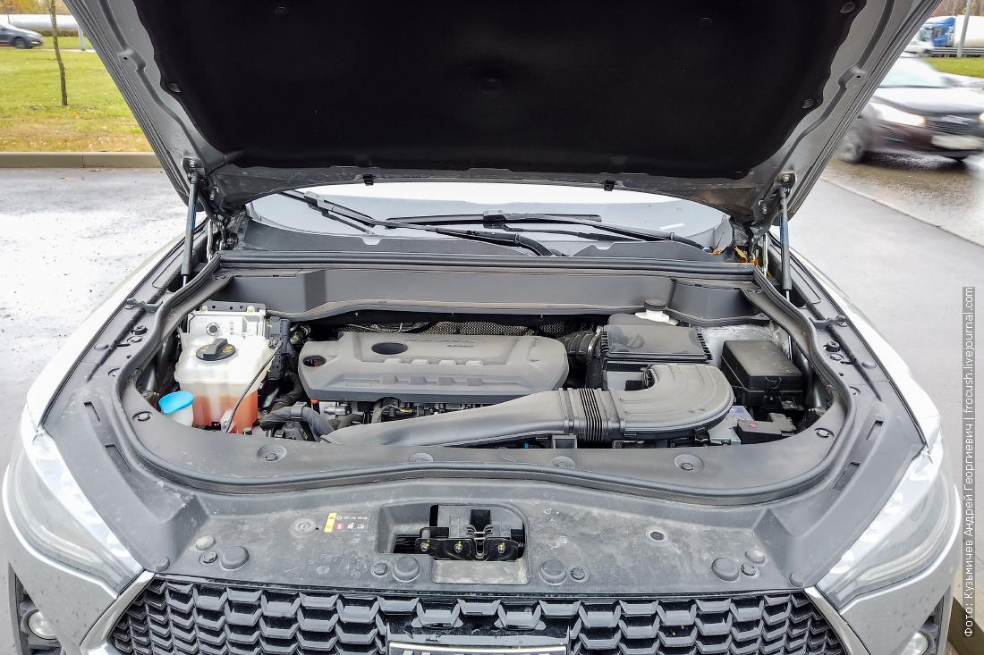 двигатель haval f7 2 литра 190 лошадиных сил