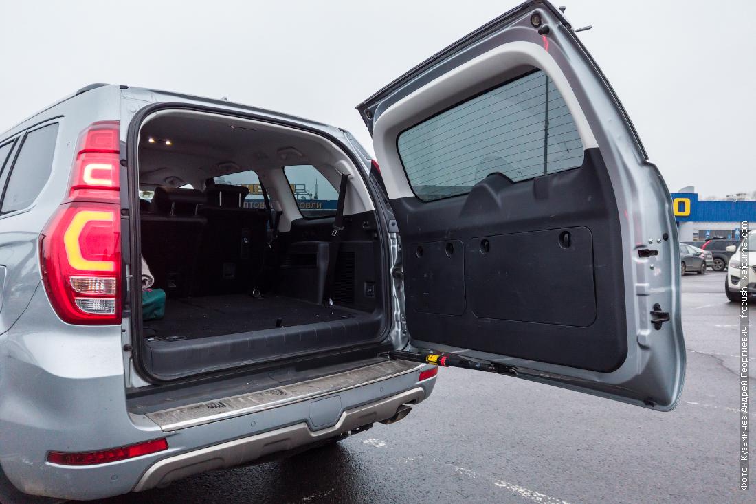 крышка багажника хавейл h9