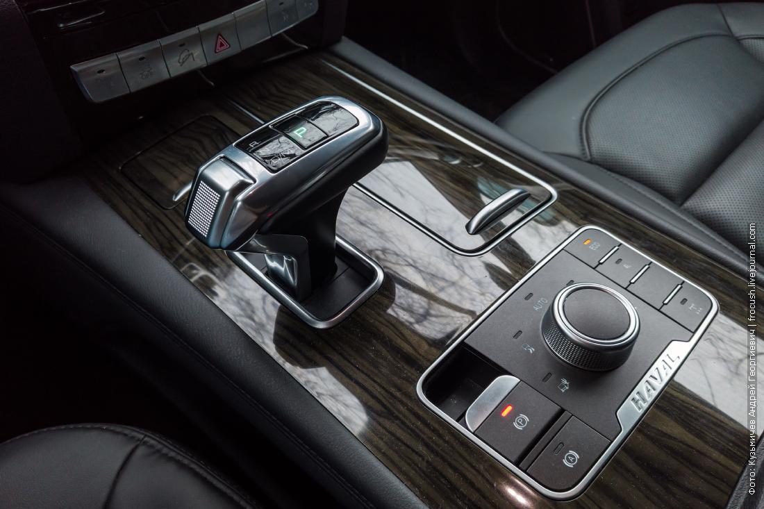 блок управления движением автомобиля по бездорожью хавейл h9