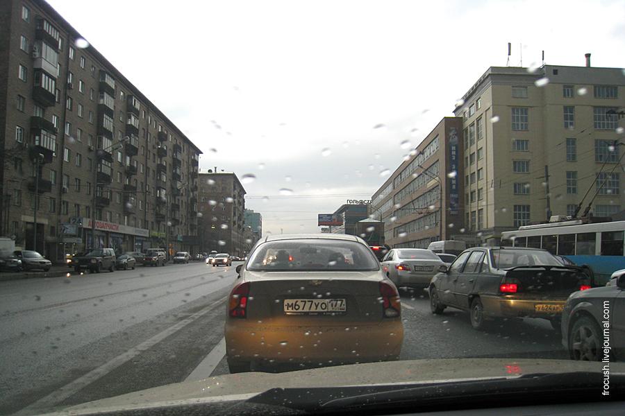 Бутырская улица, у дома 46