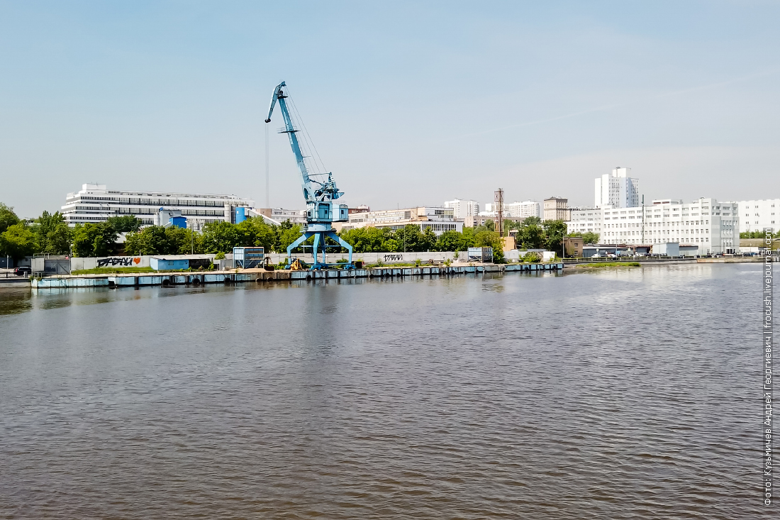 пустая Москва-река
