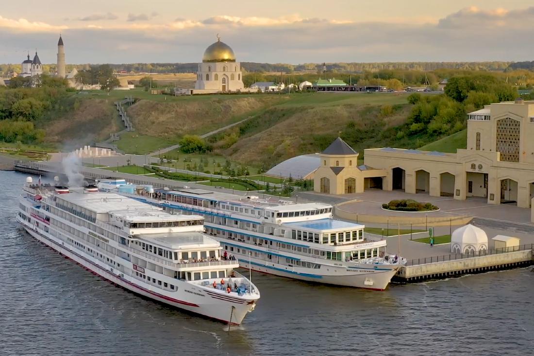 речной круиз в болгары