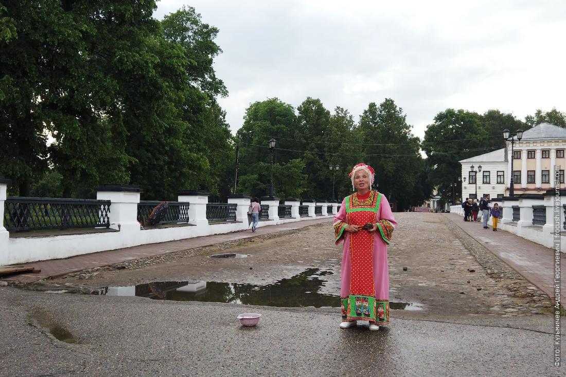 углич певица на никольском мосту