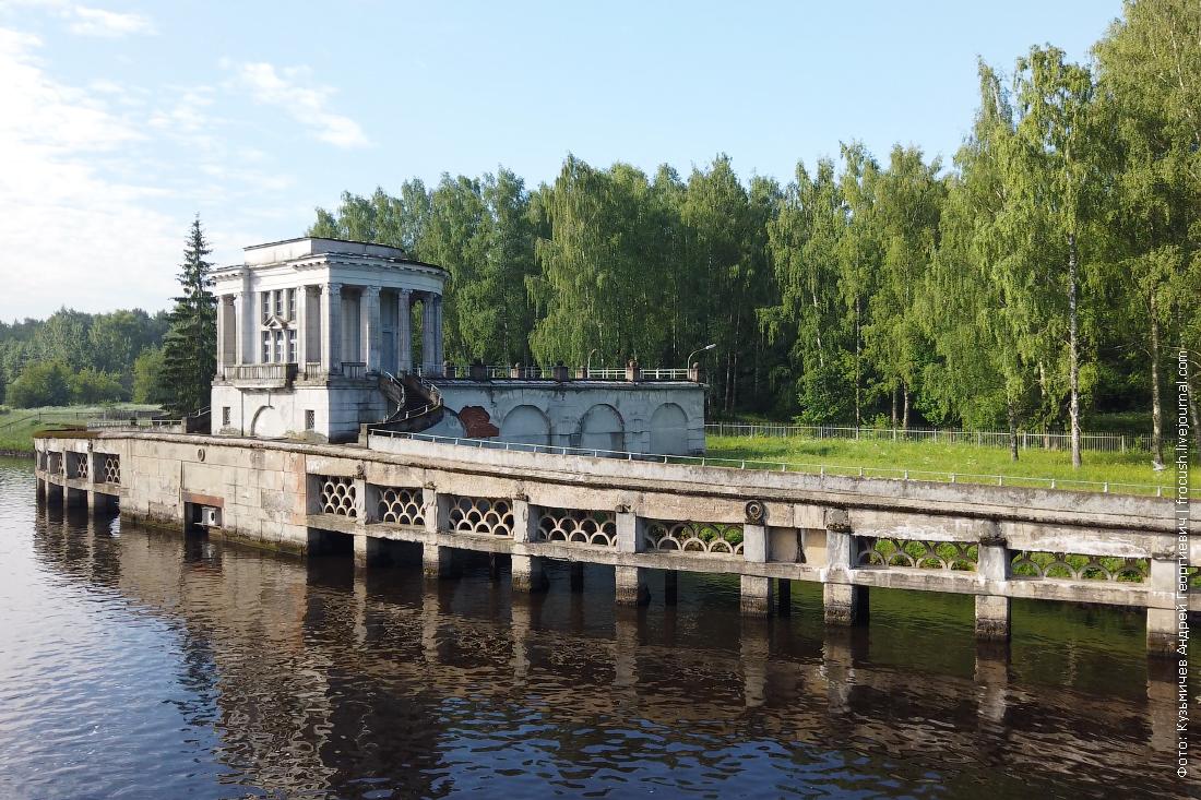 канал имени москвы заградительные ворота №104