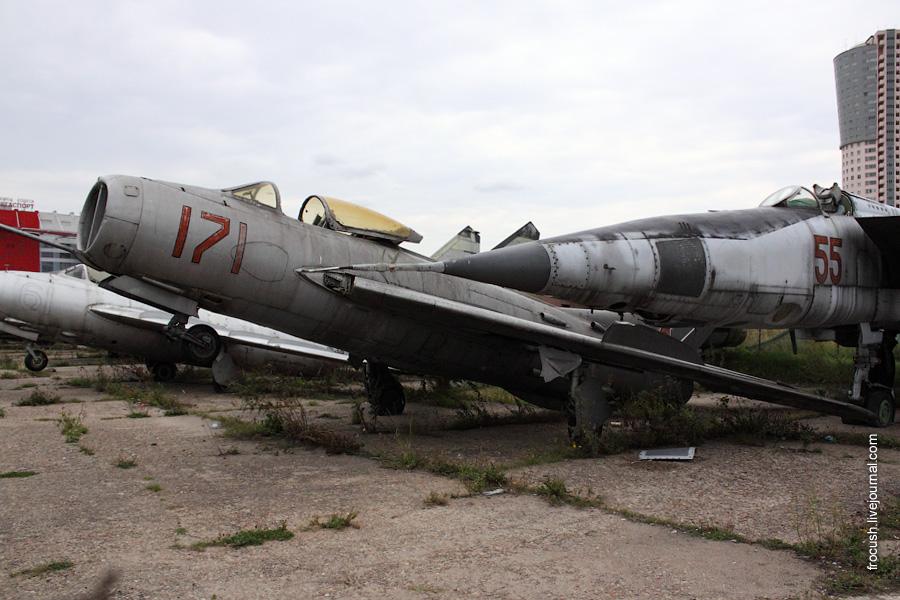 МиГ-19 СВ