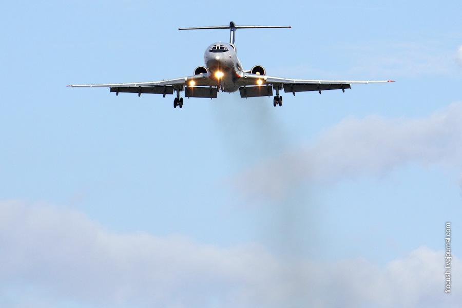 Ту-154М RA-85649
