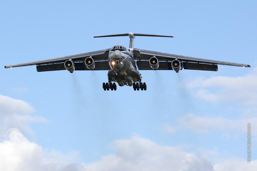 Ил-76ТД RF-76325