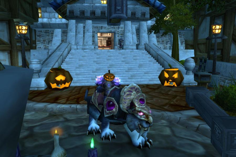 Тыквовин. World of Warcraft