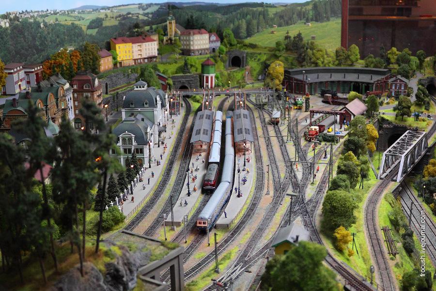 железнодорожное моделирование