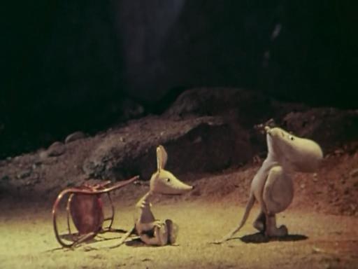 Муми-тролль и комета Путь домой