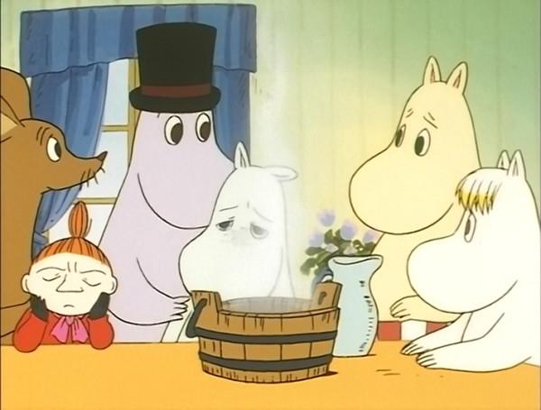 Moomin (Delightful Moomin Family) 2 [Tanoshii Moomin Ikka]