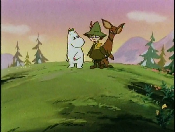 Moomins ep1 Spring in Moomin Valley