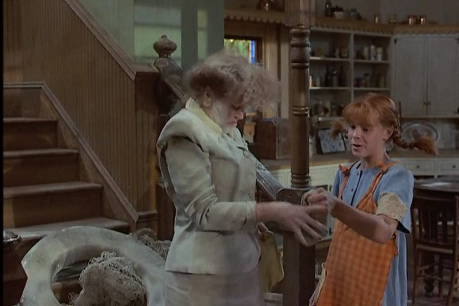 The New Adventures of Pippi Longstocking'1988