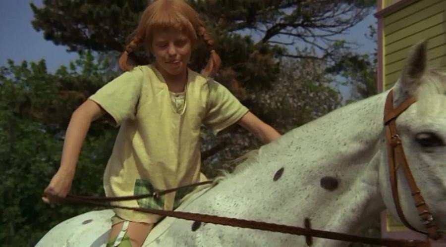 Пеппи Путешествует'1970