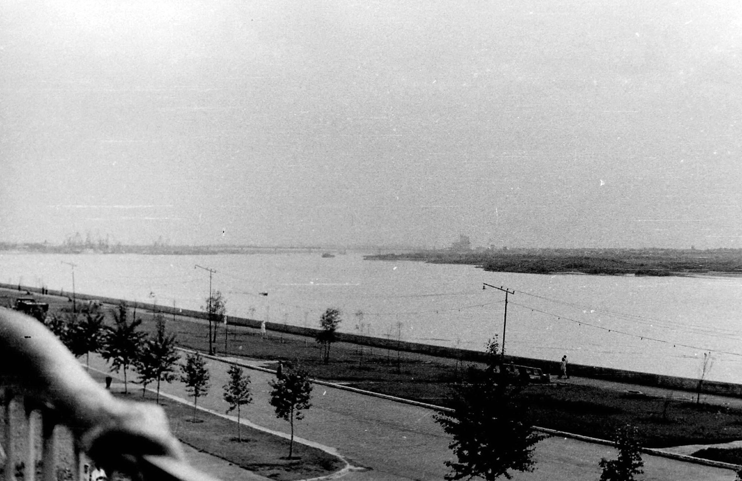 Невидимый город - Омск. 1969 год. Горветка, Карбышев, Набережная ...