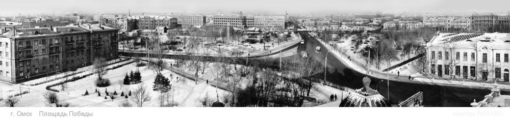 Панорама с ДрамТеатра 1500