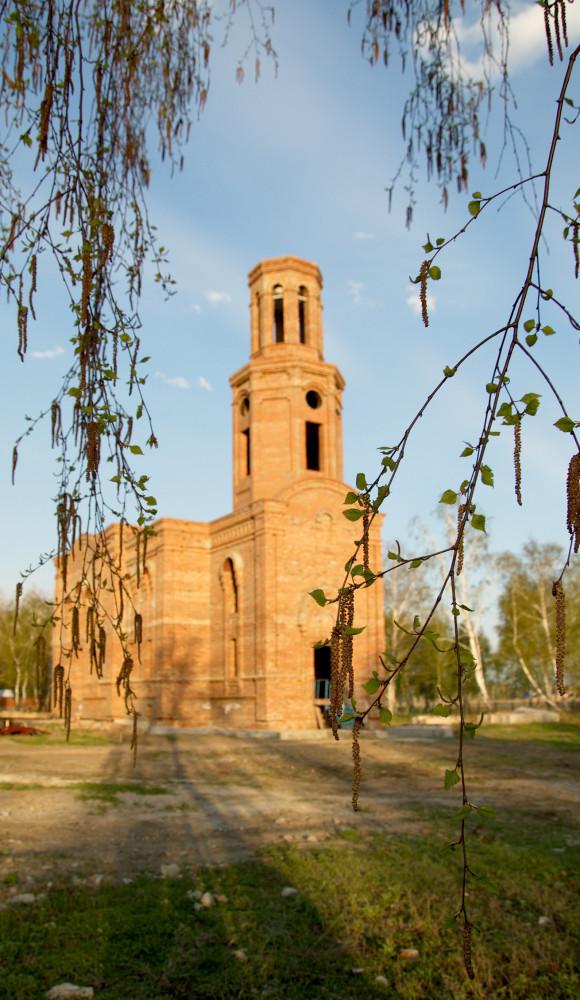 ЦерковьМосковка