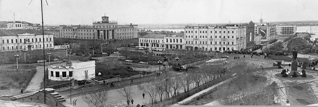 1967 Пл Ленина с речного уч.jpg
