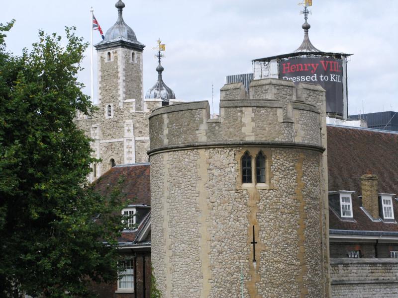 Beauchamp Tower Башня Бичем