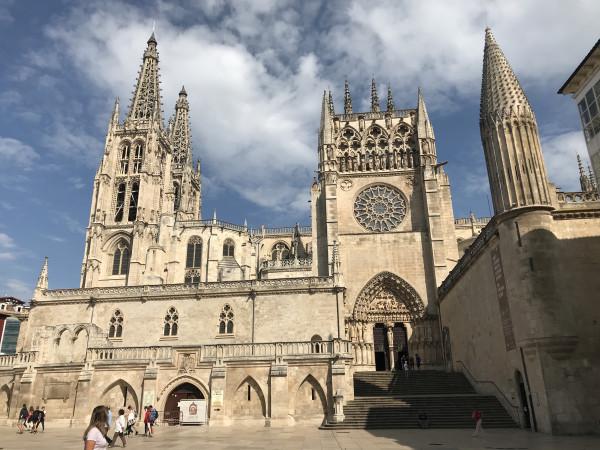 Бургос, город Кафедрального собора