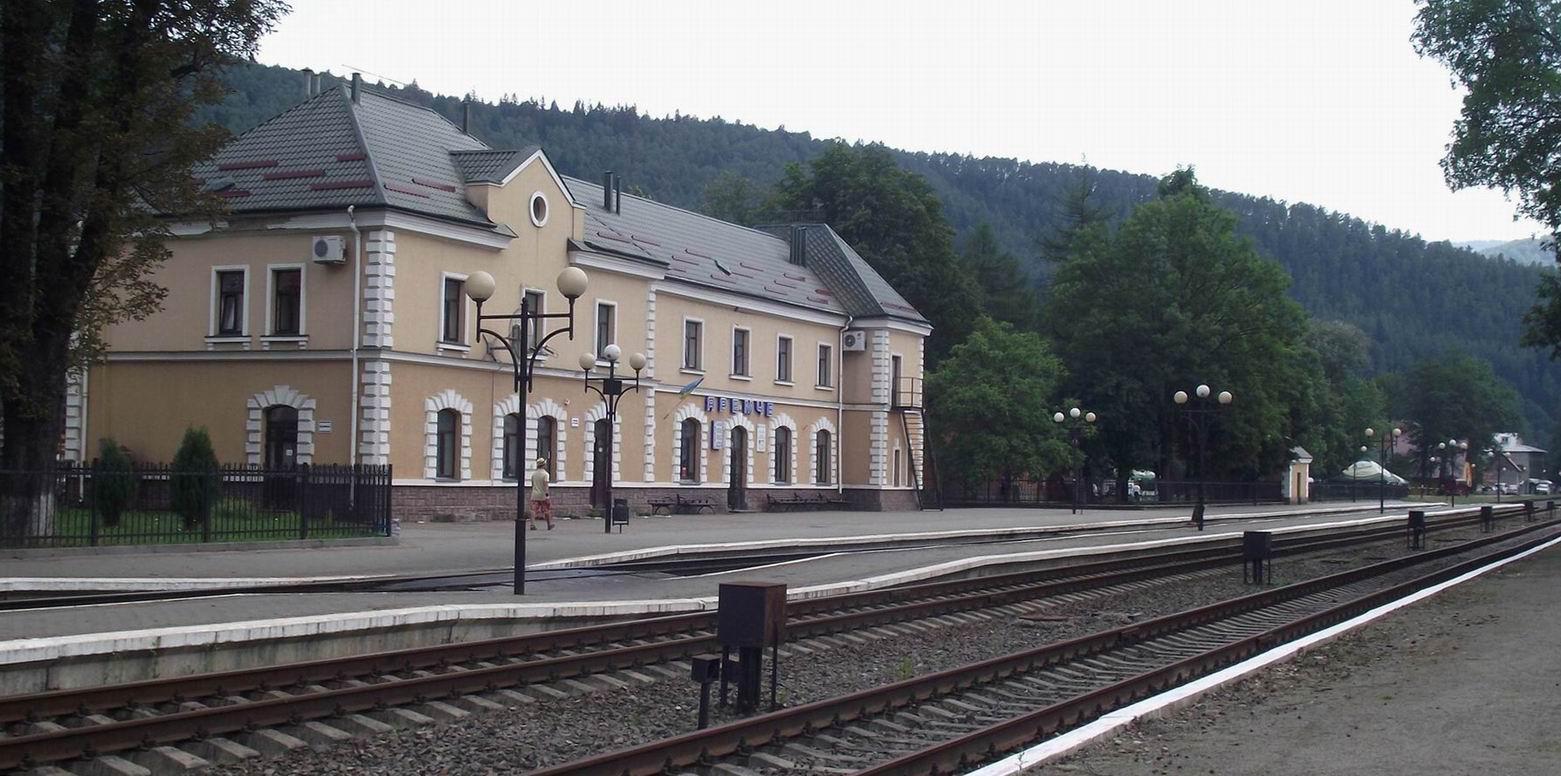 Приватна компанія може отримати в управління залізничний вокзал в Яремче