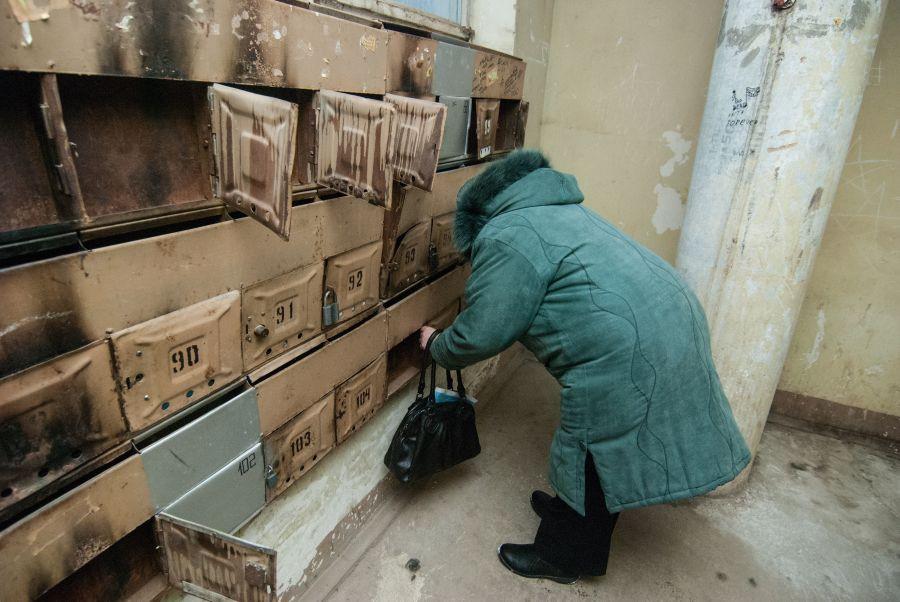 Евроинтеграция на лестничной клетке киевской девятиэтажки - уникальный - Цензор.НЕТ 6458