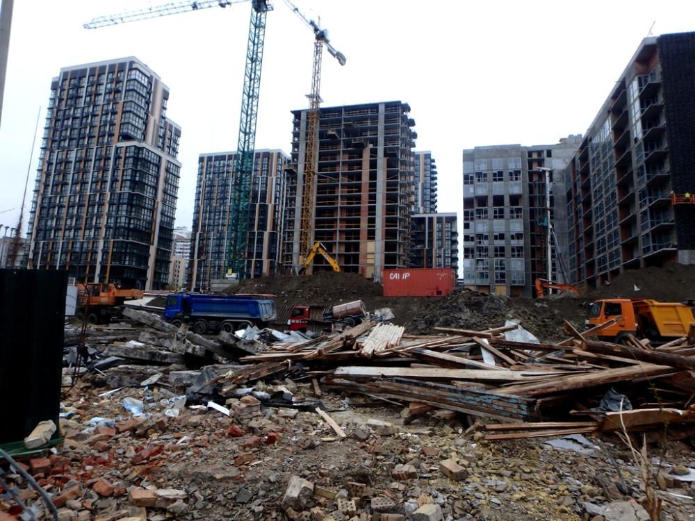 В Украину пришла денежно- кофейно- строительная стабильность P4130715