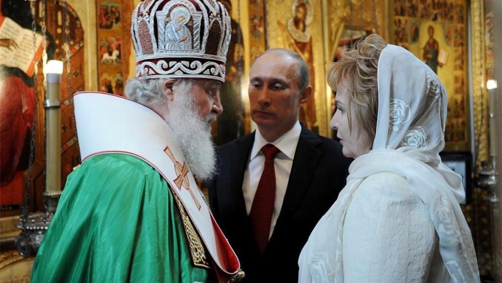 В деле о шпионаже засветились бывшая жена Путина и патриарх