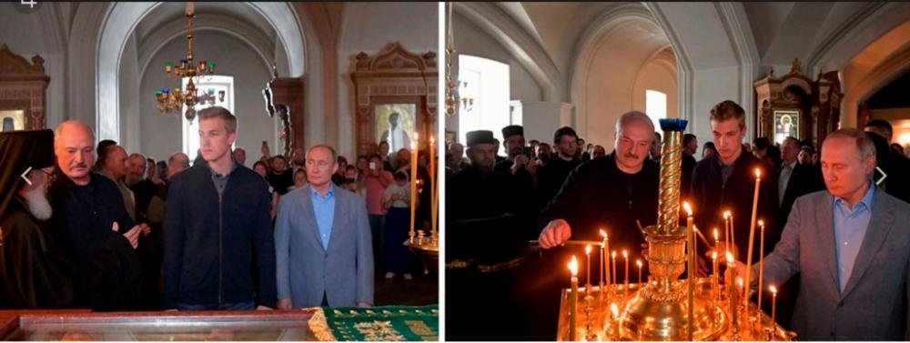 Зачем Путин на Валаам папу Коли позвал