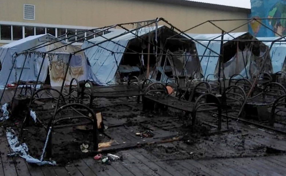 Путин- это Россия , или как правительство Хабаровского края сожгло детей