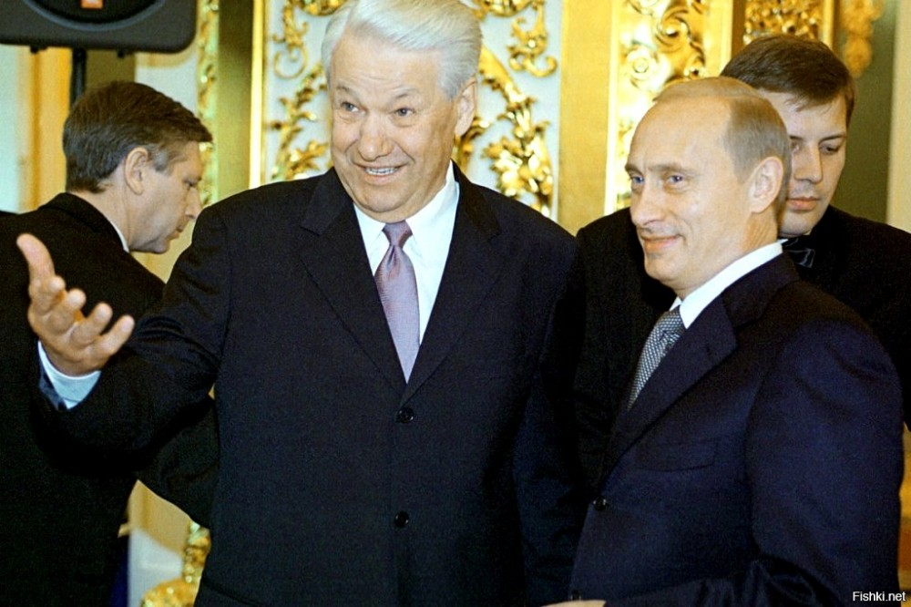 Как Путин стал президентом, этапы большого пути