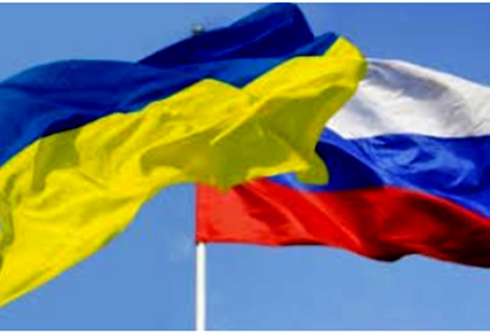 Украина и Россия- два разных брата