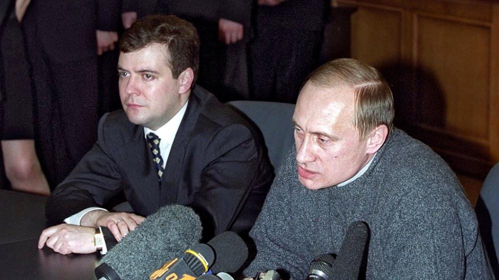 Новый Путин, очередной прокол двойника