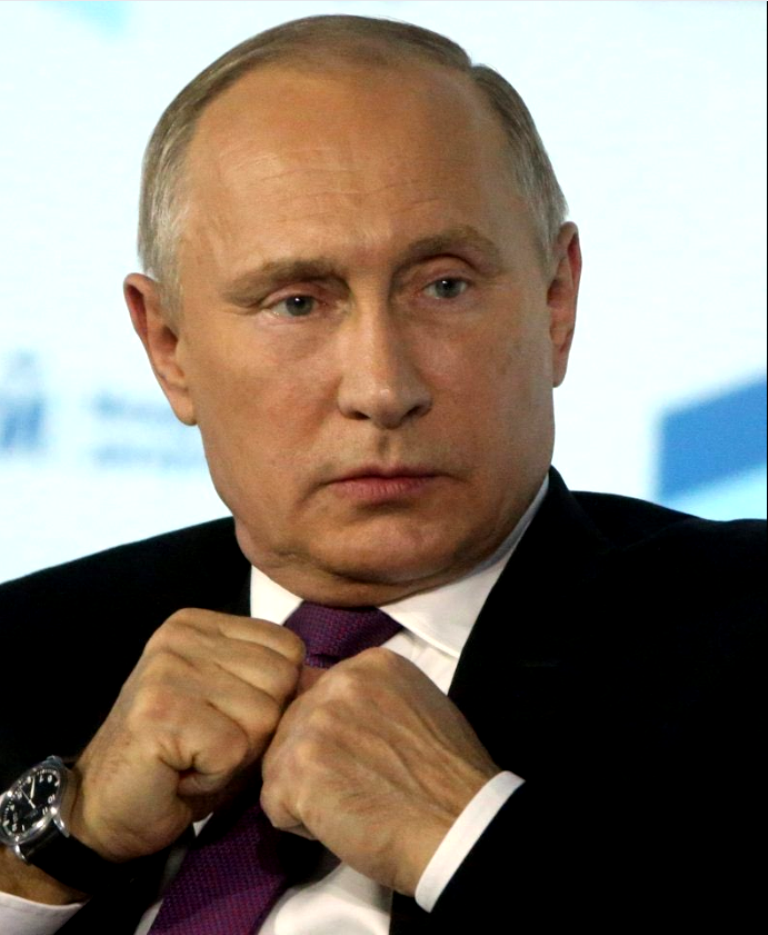 Новогодний кошмар Путина