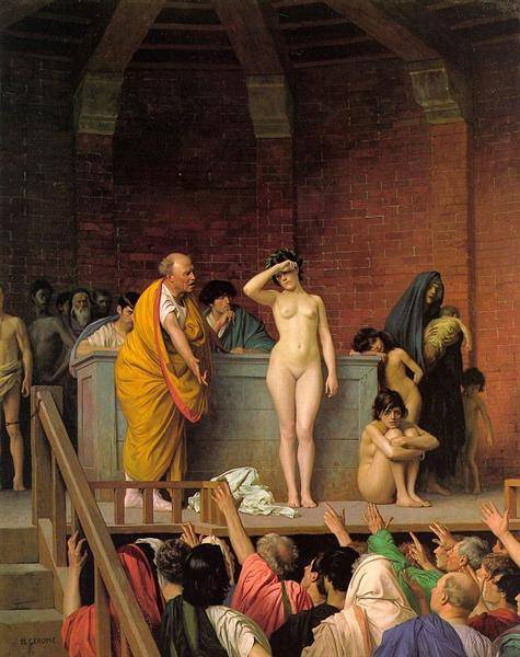 Gerome_Jean_LeonXXSlave_Auction